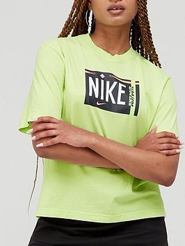 nike-nsw-wash-tee-green