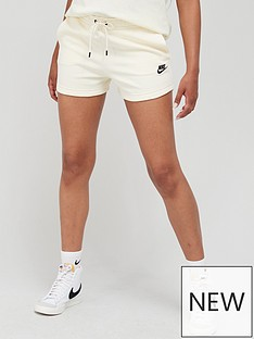 nike-nsw-essential-shorts-off-white