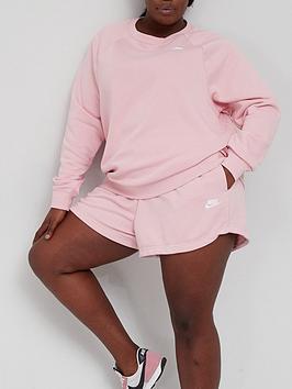 nike-curve-nswnbspessential-sweat-top-pink