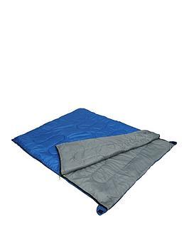 regatta-huron-double-sleeping-bag