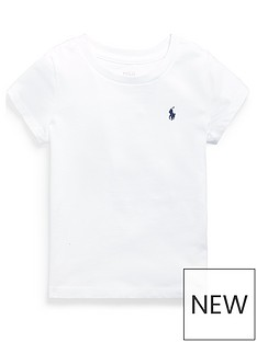 ralph-lauren-girls-short-sleeve-t-shirt-white