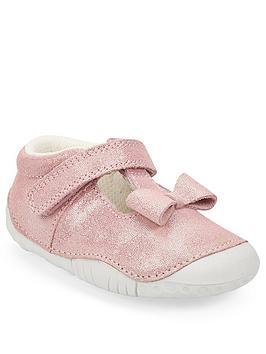 start-rite-wiggle-bow-baby-t-bar-shoe-pink