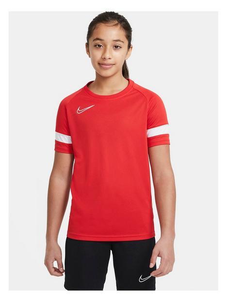 nike-junior-academy-21-dry-t-shirt-red