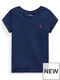 ralph-lauren-girls-short-sleeve-t-shirt-blue