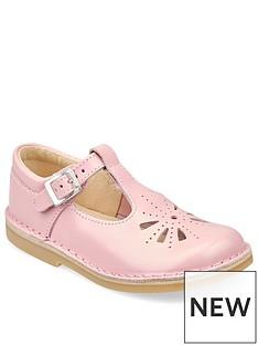 start-rite-lottie-classic-t-bar-shoe-pink