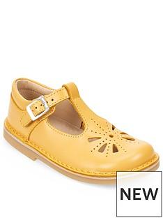start-rite-lottie-classic-t-bar-shoe-yellow