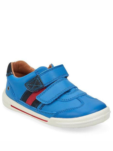 start-rite-seesaw-strap-shoe-blue