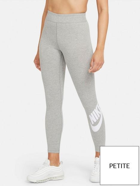 nike-nswnbsppetite-fitnbspessential-futura-leggings-dark-grey-heather