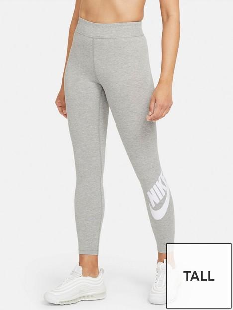 nike-nsw-tall-fit-essential-futura-legging-dark-grey