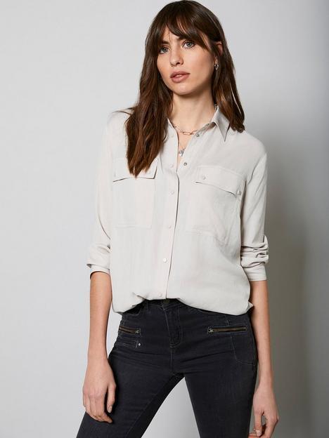 mint-velvet-clean-utility-shirt-stone