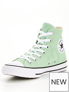converse-chuck-taylor-all-star-high-trainers-green