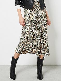 mint-velvet-maeve-floral-print-slip-skirt-khaki