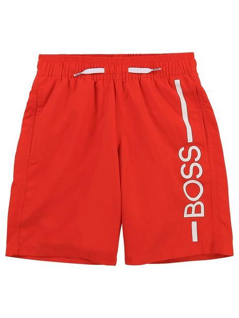 boss-boys-logo-swim-shorts-bright-red