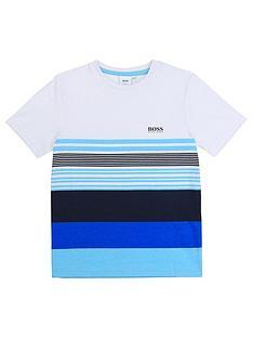 boss-boys-short-sleeve-stripe-logo-t-shirt-whiteblue