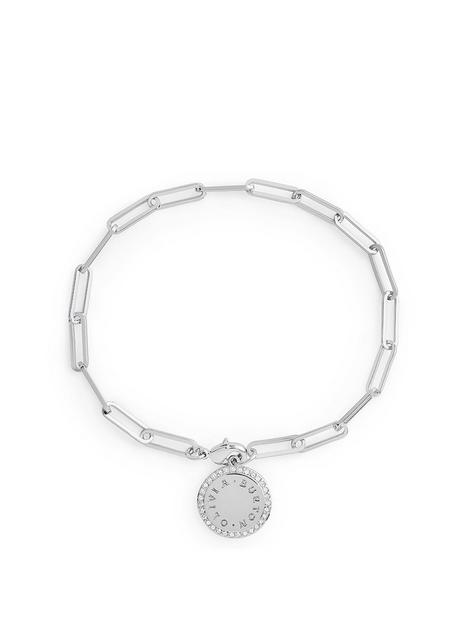 olivia-burton-olivia-burton-bejewelled-classics-bejewelled-classics-disc-chain-bracelet-silver