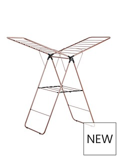 tower-rose-gold-winged-airer