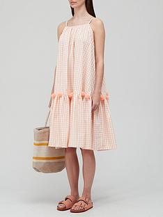 sundress-cleanbsppom-pom-dress-peach