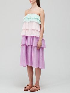 sundress-gigi-pacific-ruffle-frill-dress-multi
