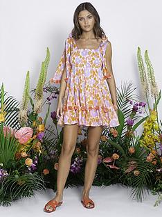sundress-pippa-pom-pom-short-dress