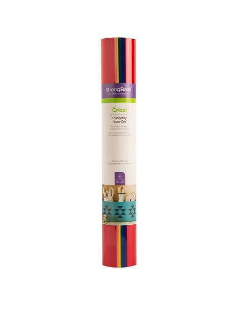 cricut-cricut-everyday-iron-on-6-sheets-12x12-rainbow-for-exploremaker