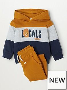 mango-baby-boys-blocked-hoodie-and-jogger-set-multi