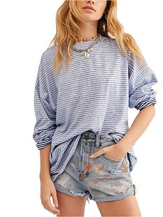 free-people-be-free-stripe-long-sleeve-top-chambray-combo