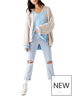 free-people-molly-cable-cardigan-heather-grey