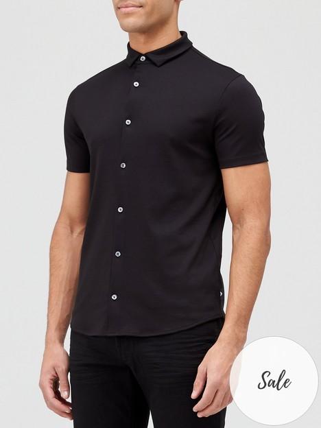 emporio-armani-jersey-short-sleeve-shirt-black