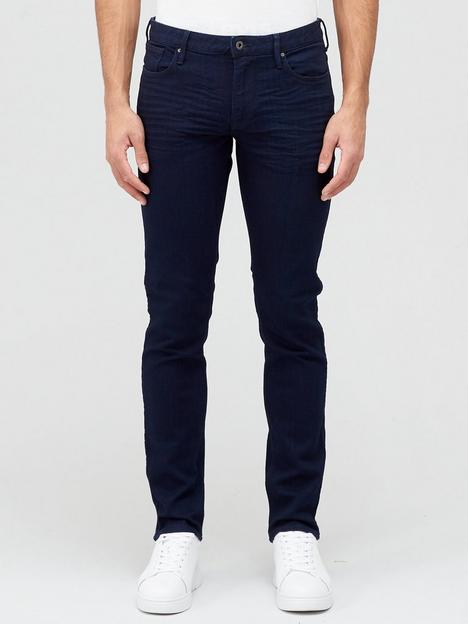 emporio-armani-j06-slim-fit-classic-jeans-dark-blue