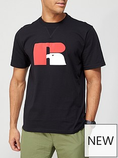 russell-athletic-jerry-t-shirt-black