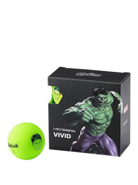volvik-marvel-4-ball-pack-hulk