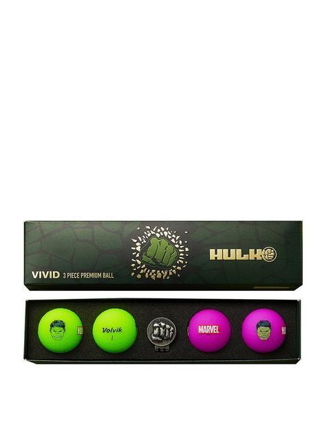 volvik-marvel-4-ball-marker-pack-hulk