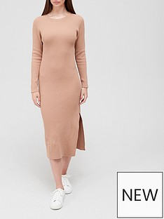 superdry-studios-knitted-dress-creamnbsp