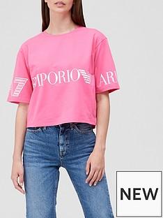 ea7-emporio-armani-logo-crop-t-shirt-pink