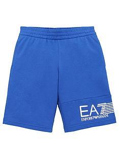 ea7-emporio-armani-boys-7-lines-logo-jog-shorts-blue