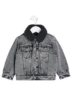 river-island-mini-boys-borg-collar-denim-jacket--nbspgrey