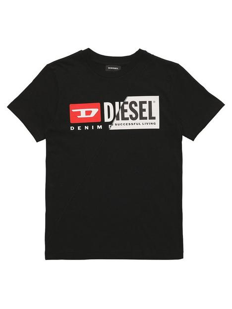 diesel-boys-cut-logo-t-shirt-black