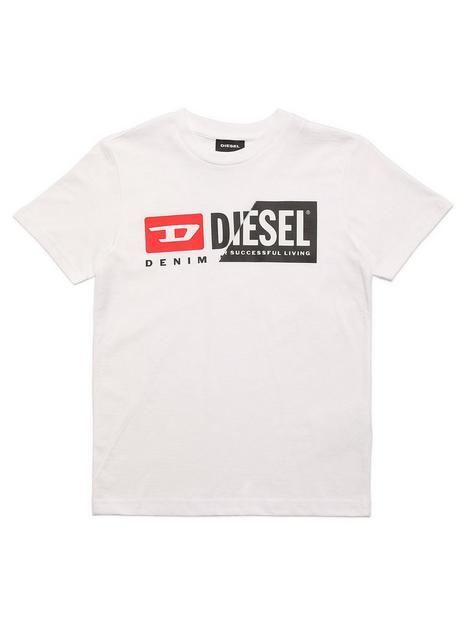 diesel-boys-cut-logo-t-shirt-white