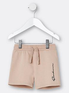 river-island-mini-boys-logo-jog-shorts--nbspstone