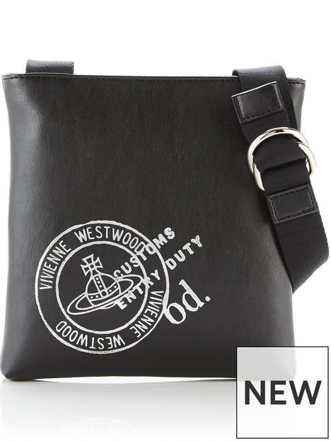 vivienne-westwood-mens-depotnbsplarge-orb-logonbspcross-body-bag-black