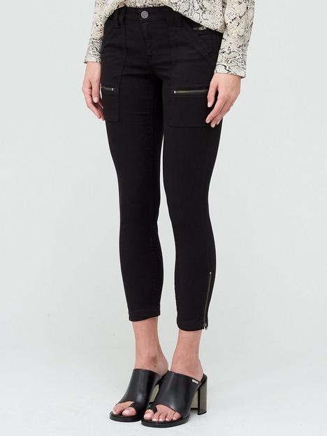 joie-park-skinny-zip-pocket-pants-black