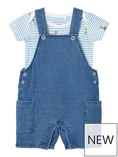 joules-baby-boys-duncan-frog-t-shirt-and-dungaree-2-piecenbspset-denim