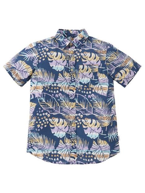 jack-jones-junior-boys-palm-print-shirt-ensign-blue