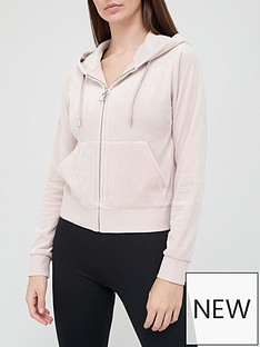 juicy-couture-velour-zip-through-hoodie-grey