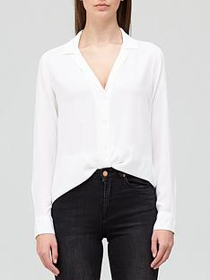 equipment-adelyn-v-neck-shirt-white