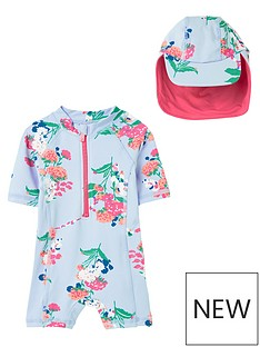joules-baby-girls-sun-floral-swim-set-with-hat-blue