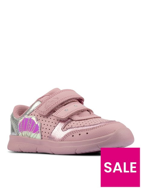 clarks-ath-shell-toddler-trainer-pink