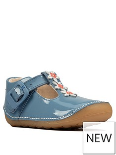 clarks-first-tiny-flower-t-bar-shoe-blue