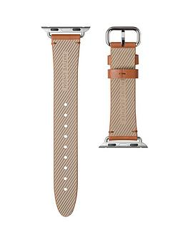 native-union-genuine-leather-classic-strap-for-apple-watch-40mm-tan