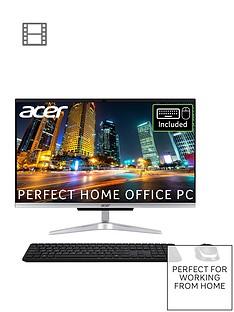 acer-c24-963-238in-full-hd-aio-desktop-pc--nbspintel-core-i5nbsp8gb-ram-1tb-hard-drive-amp-120gb-ssdnbspoptional-microsoft-m365-family-15-months-black